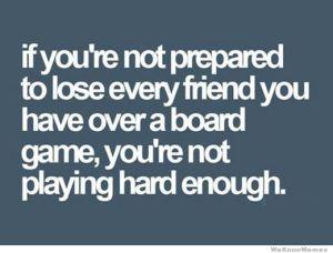 lose friends