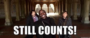 still counts